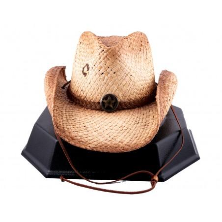 Cowboy Hat - Straw Natural Unisex - Charlie 1 Horse