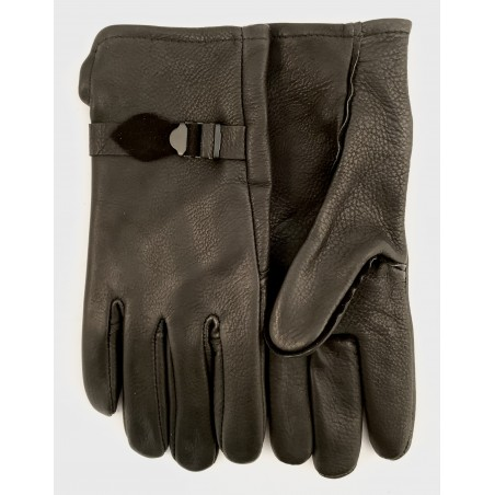 Stagline Unlined Gloves - Deerskin Leather Unisex - Watson Gloves