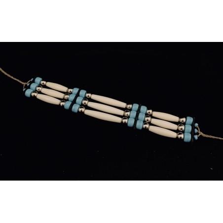 Bracelet - Authentic Sioux Indian - Native American Art