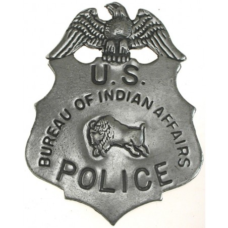 Badges Old West Replica - BIA Police