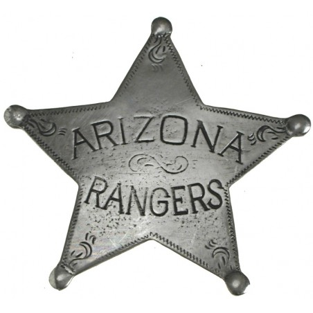 Badges Old West Replica - Arizona Rangers