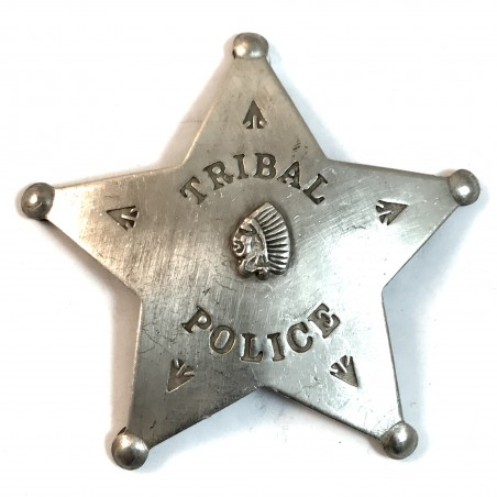Badges Old West Replica - Tribal Police