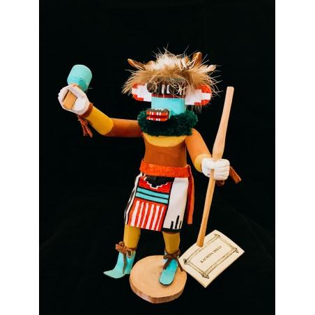 Authentic Navajo Kachina Doll - Native American Art
