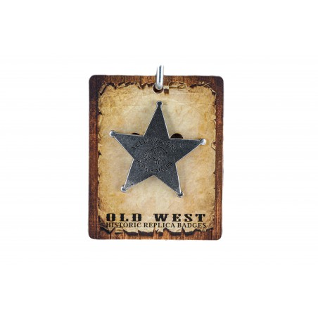 Badges Old West Replica - Yellowstone Park Ranger