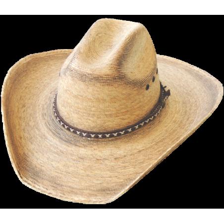Cowboy Hat - Straw Natural Unisex - Dallas Hats