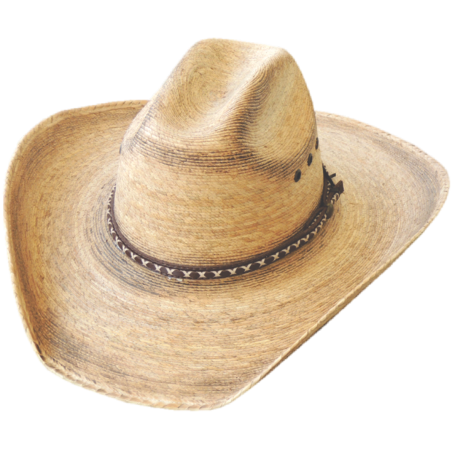 Cowboy Hat - Straw Natural Unisex - Dallas Hats