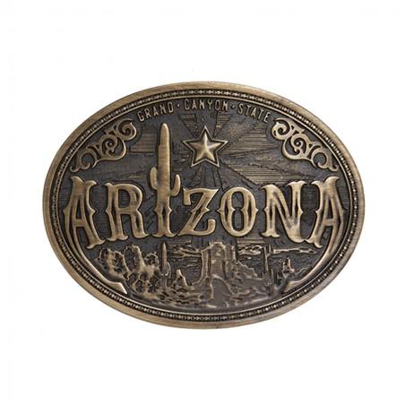 Western Buckle - Heritage Arizona Unisex - AndWest