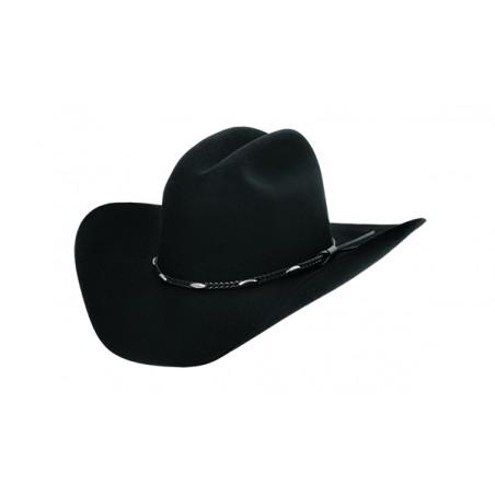 Master Hatters - Chapeau Cowboy Feutre 3x