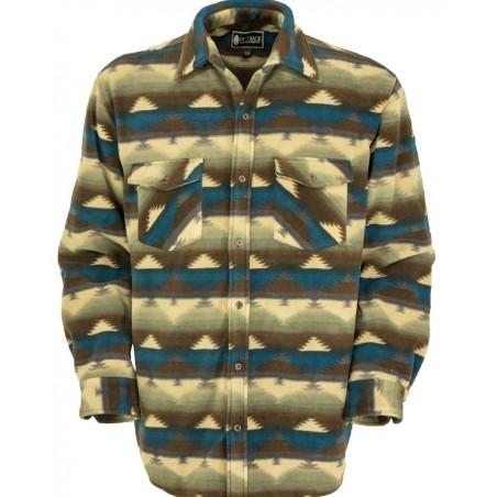Fleece Big Shirt - Indy Men